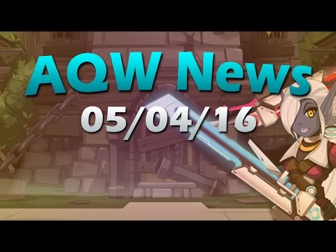 BUY BACK SHOP & THE PARADOX PORTAL! (AQW News: 05/04/16)