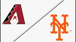 Arizona Diamondbacks vs New York Mets | Full Game Highlights | 5/20/18