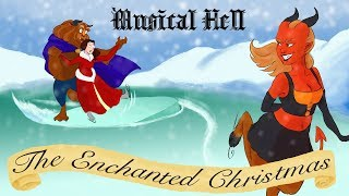 Beauty and the Beast the Enchanted Christmas: Musical Hell Review #65