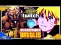 Download ●SC TWITCH Highlights! - LIVE SUBSCRIBER BATTLES! Ep.3 | NARUTO REVOLUTION● MP3 song and Music Video