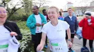 Ordensleute rocken den Vienna City Marathon
