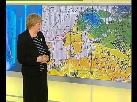 """LTV """"Labas rytas"""" klimatologės A.Galvonaitės komentaras (2012 03 22)"""