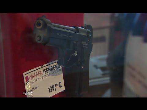 Nijemci žele pooštriti zakone o oružju