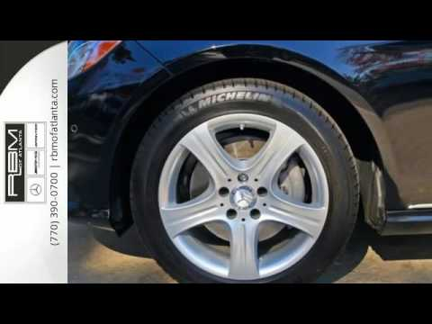Certified 2015 Mercedes-Benz E-Class Atlanta GA Sandy Springs, GA #U13524