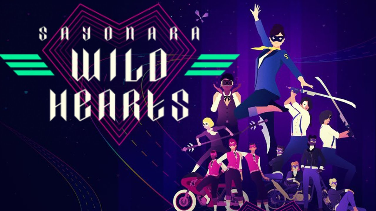 Sayonara Wild Hearts (PS4 / Switch / PC / IOS / Android) Maxresdefault
