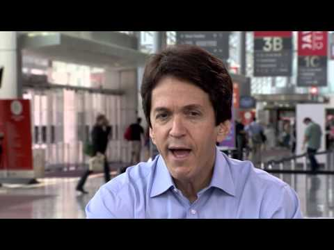 Mitch Albom Interview at Book Expo America 2015