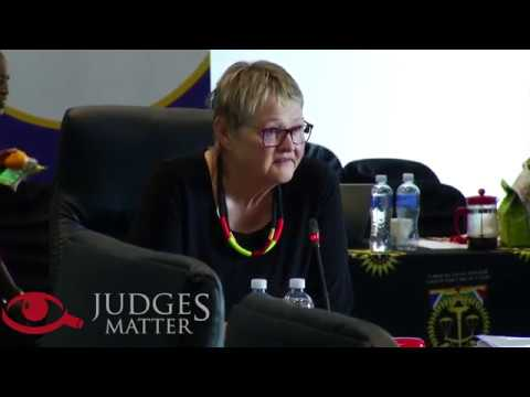 JSC interview of Judge I Schoeman for the Supreme Court of Appeal (Judges Matter)