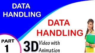 Data Handling maths class 5,6,7,8,9 trick shortcuts online videos cbse ncert puzzles for kids