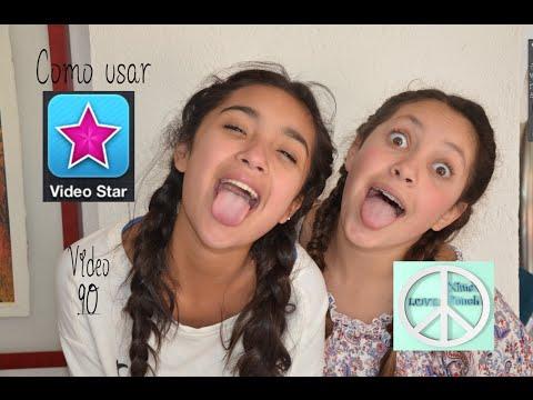 COMO USAR VIDEO STAR. Video 90 Xime Ponch