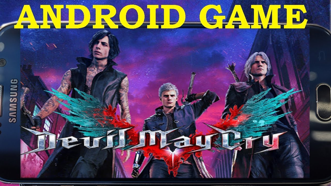 Devil May Cry Mobile 0.0.154069 for Android - Download