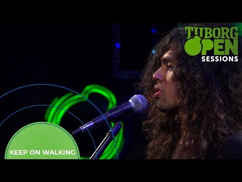 Keep On Walking - Rajesh | Tuborg Open Sessions