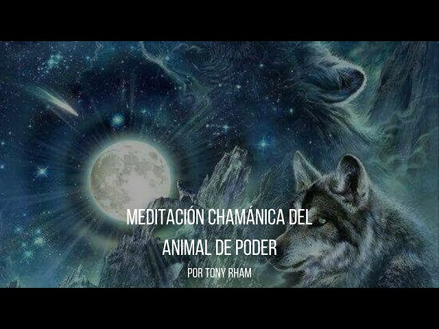 Meditación chamánica del animal de poder