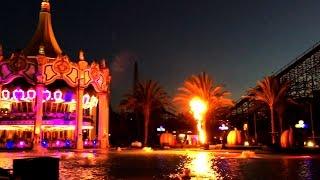 Halloween Haunt Atmosphere, Scare Zones & Entertainment Californa