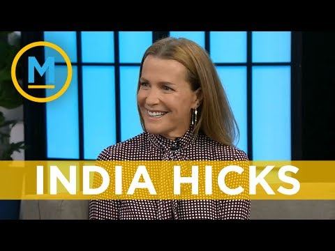 Lady Diana's bridesmaid India Hicks talks new book and the royal wedding | Your Morning