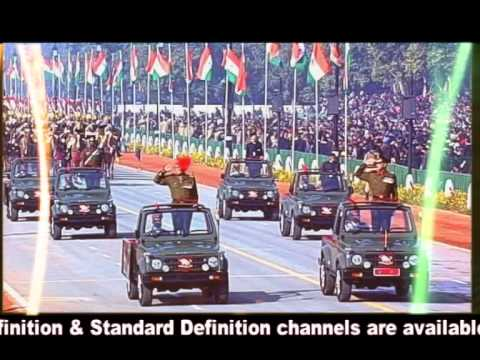 Promo: The 65th Republic Day - 26 January 2014 - Live on DD National from 9 am IST