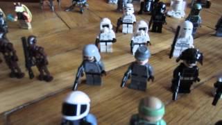 """Лего """"Звездные войны"""" личная коллекция"""