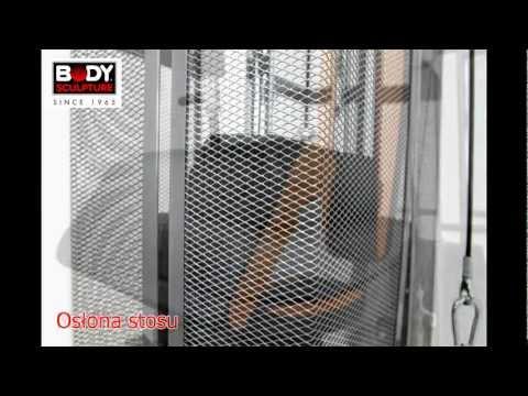 Atlas Jednostanowiskowy Body Sculpulture BMG 4300