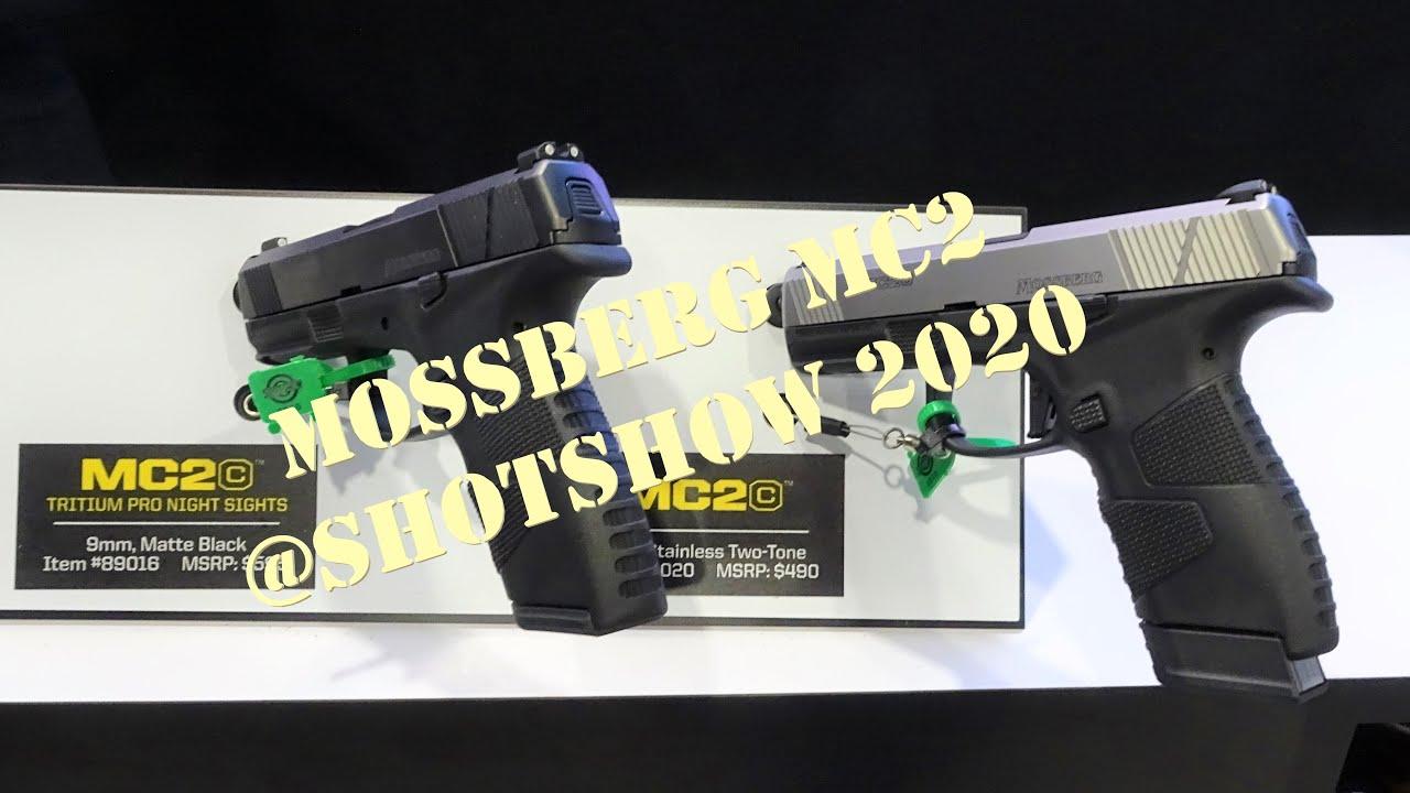 Mossberg MC2 @ShotShow2020