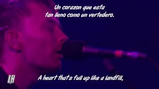 Download Mp3 Radiohead No Surprises Subtitulada En Español + Lyrics