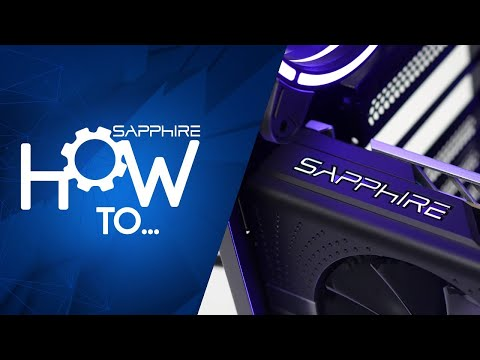 SAPPHIRE How To: Set NITRO Glow Color