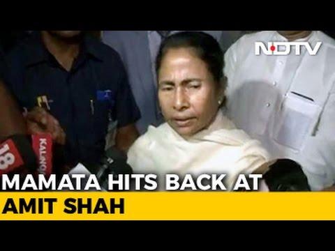 'Challenge Accepted, Will Capture Delhi,' Mamata Banerjee To Amit Shah