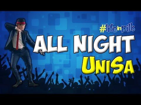 All Night - Unisa - SPOT TIM 2017