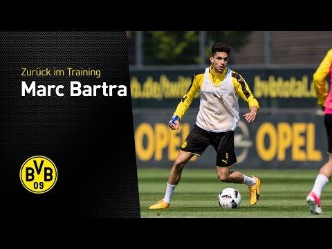 Marc Bartra ist zurück! (Untertitel)