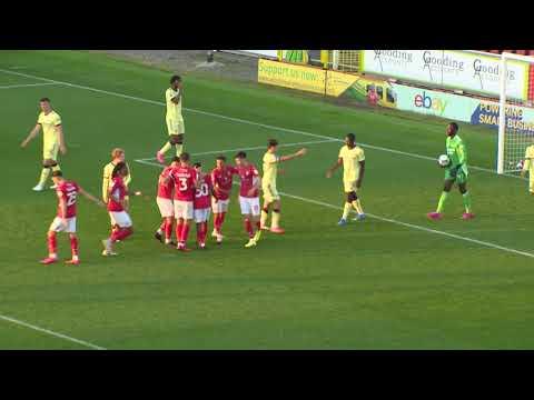 Swindon Arsenal U21 Goals And Highlights
