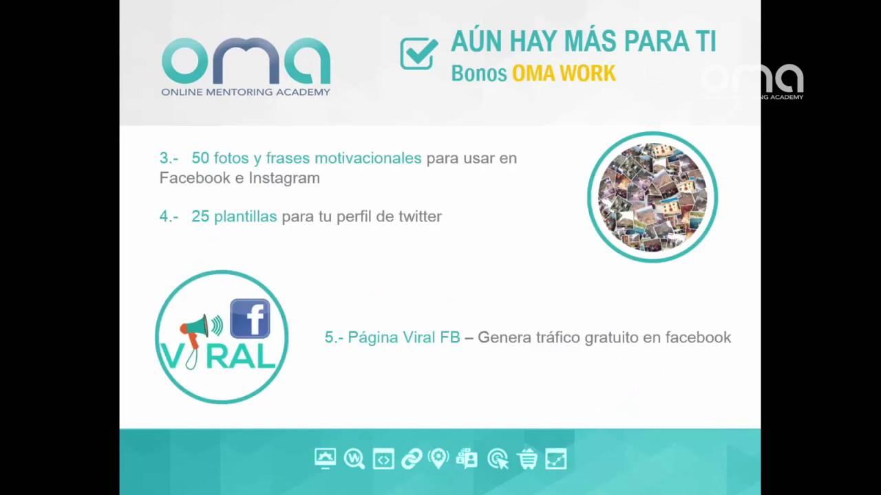 Online Mentoring Academy Por Qué Deberías Adquirir Oma Work