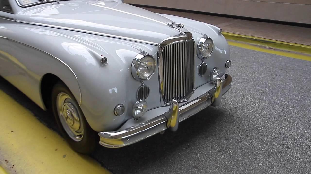 1958 Jaguar Mark VIII for sale - YouTube