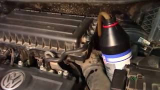 Как выбрать и заменить масло в КПП Volkswagen Golf II: фото и видео