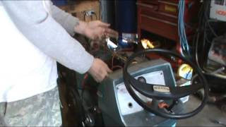 Sears Suburban 14-ignition Re-fit-part 1