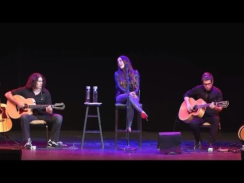 Alanis Morissette - Live Saban Theatre, Beverly Hills, CA, May 19th, 2014 1080p Webcast