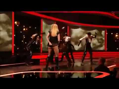 Britney Spears - Womanizer Live X Factor HQ
