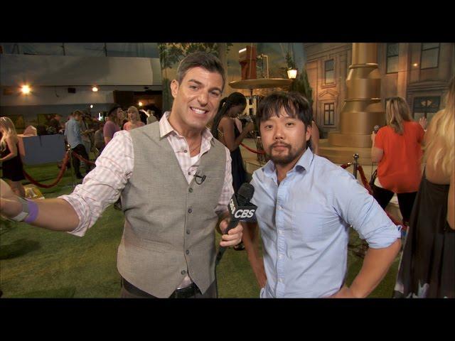 Delightful Big Brother Backyard Interview Jeff Part - 5: Big Brother 17 Finale Backyard Interviews [VIDEO] U2013 Big Brother Network