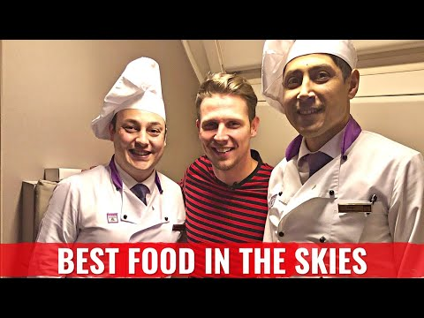 Review: TURKISH AIRLINES Business Class - WORLD'S BEST CATERING?