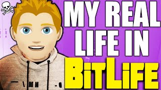 I tried living my real life in Bitlife