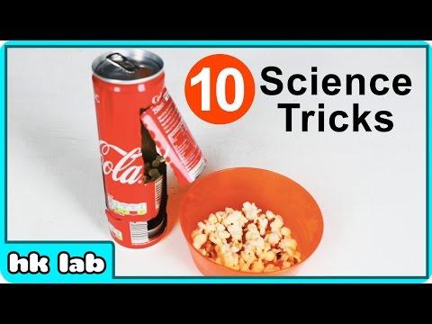 10 Science Tricks That Work Like Wonders en streaming