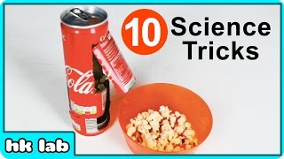 10 Science Tricks That Work Like Wonders