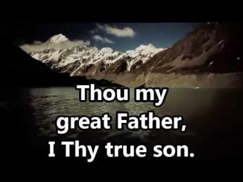 Be Thou My Vision   Selah