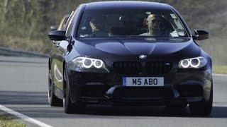Döttinger Höhe F10 BMW M5 M Driver