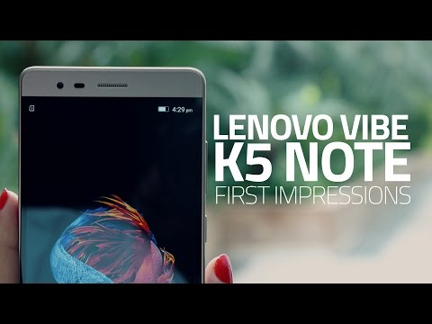 Lenovo K5 Note Price in India, Specifications, and