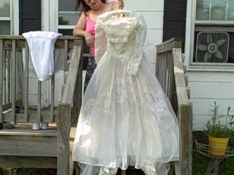 vintage-wedding-dress-size-14-used