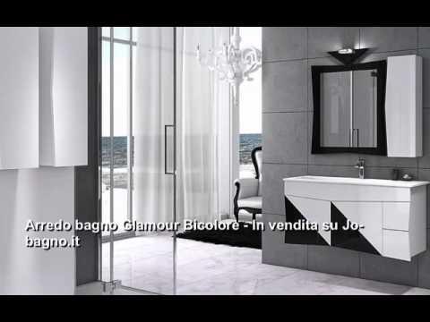 Arredo bagno moderno jo youtube for Arredo bagno moderno economico
