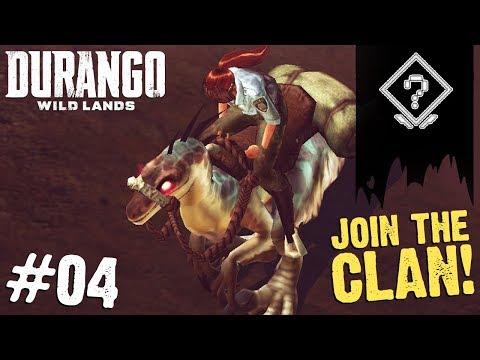 JOIN MY DURANGO CLAN! FINALLY ONLINE! | Durango: Wild Lands (Part 4)