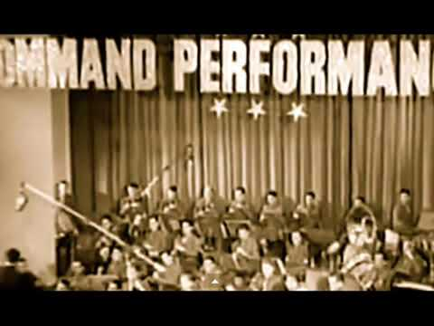 COMMAND PERFORMANCE 18 05 1942 GEORGE RAFT & DEANNA DURBIN