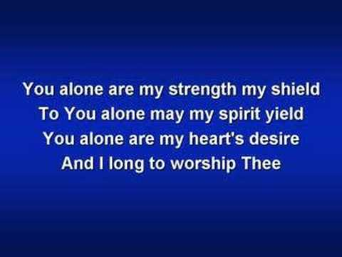 As the Deer (worship video w/ lyrics)