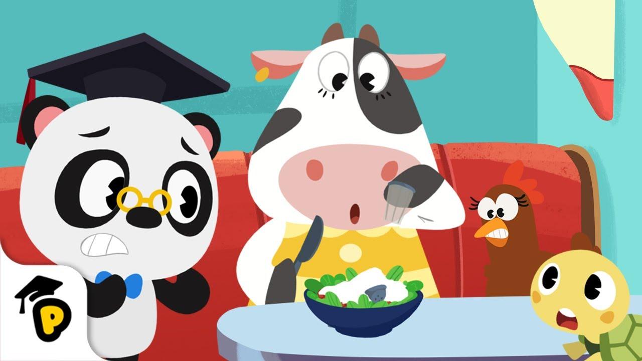 Restaurant Rules | Table Manners | Kids Learning Cartoon | Dr. Panda TotoTime Season 3