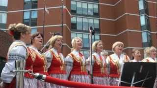 "Ludowa Nuta Polish Choir: ""Malorz"""