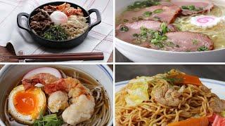 つるっと食べたい!麺レシピ7選